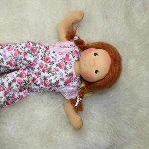 Puppen nach Waldorf Art
