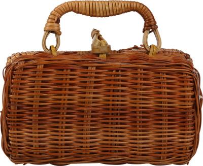 Puppengeschirr Picknickkorb