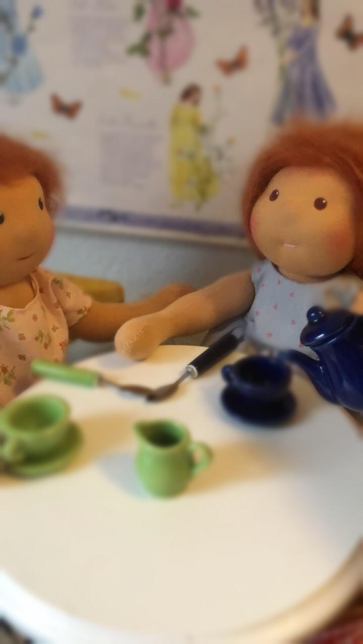 Puppen Zubehör